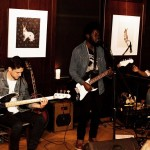 Michael Kiwanuka, Golden Slippers at The Groucho Club, May 2016
