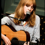Lucy Rose, Golden Slippers at Blacks Club, August 2012