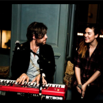 Ed Harcourt & Kristina Train, Golden Slippers at Blacks Club, November 2013