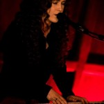 Rae Morris, Golden Slippers at Soho House, May 2015